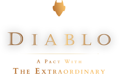 Diablo Wine - A Pact with the Extraordinary